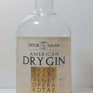 Sator Square American Dry Gin