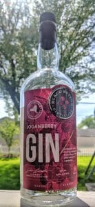 Loganberry Gin