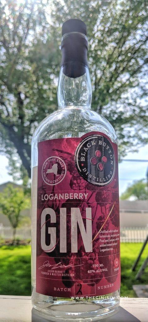 Loganberry Gin