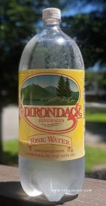 Adirondack Tonic Water Bottle