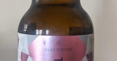Glacierfire Berry Tonic Water