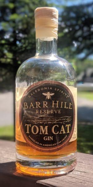 Tom Cat Gin Bottle
