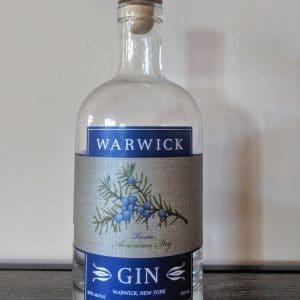 Warwick Gin Bottle
