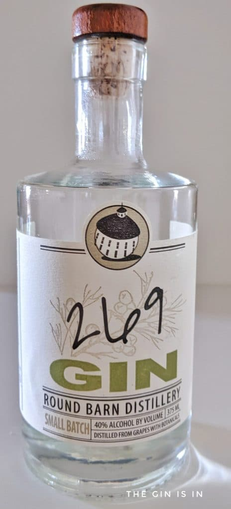 269 Gin Bottle