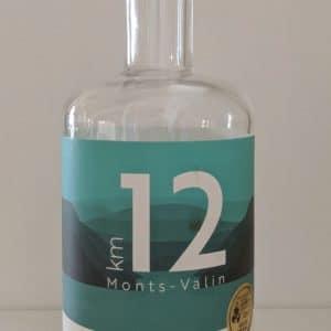 Km 12 Gin Bottle
