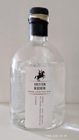 Silver Rider Morula Gin Bottle
