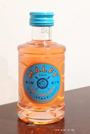 Malfy Gin Con Arancia