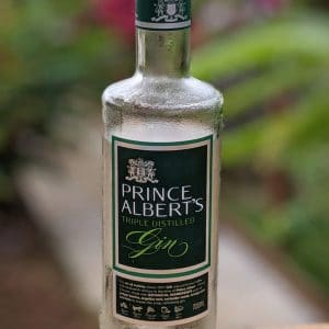 Prince Albert's Gin