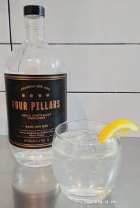 Four Pillars Distillery' Four Pillars Rare Dry Gin