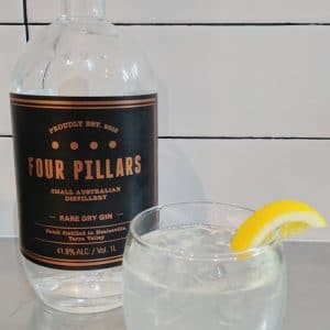 Four Pillars Distillery' Four Pillars Rare Dry Gin