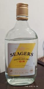 Seagers Gin Bottle