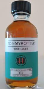 Tommyrotter Distillery Cask Strength Bourbon Barrel Gin