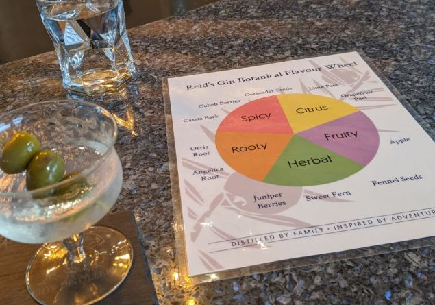 TL;DR, a glossary of gin terms