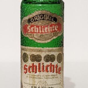 Schlichte 1980s, American Export Bottling