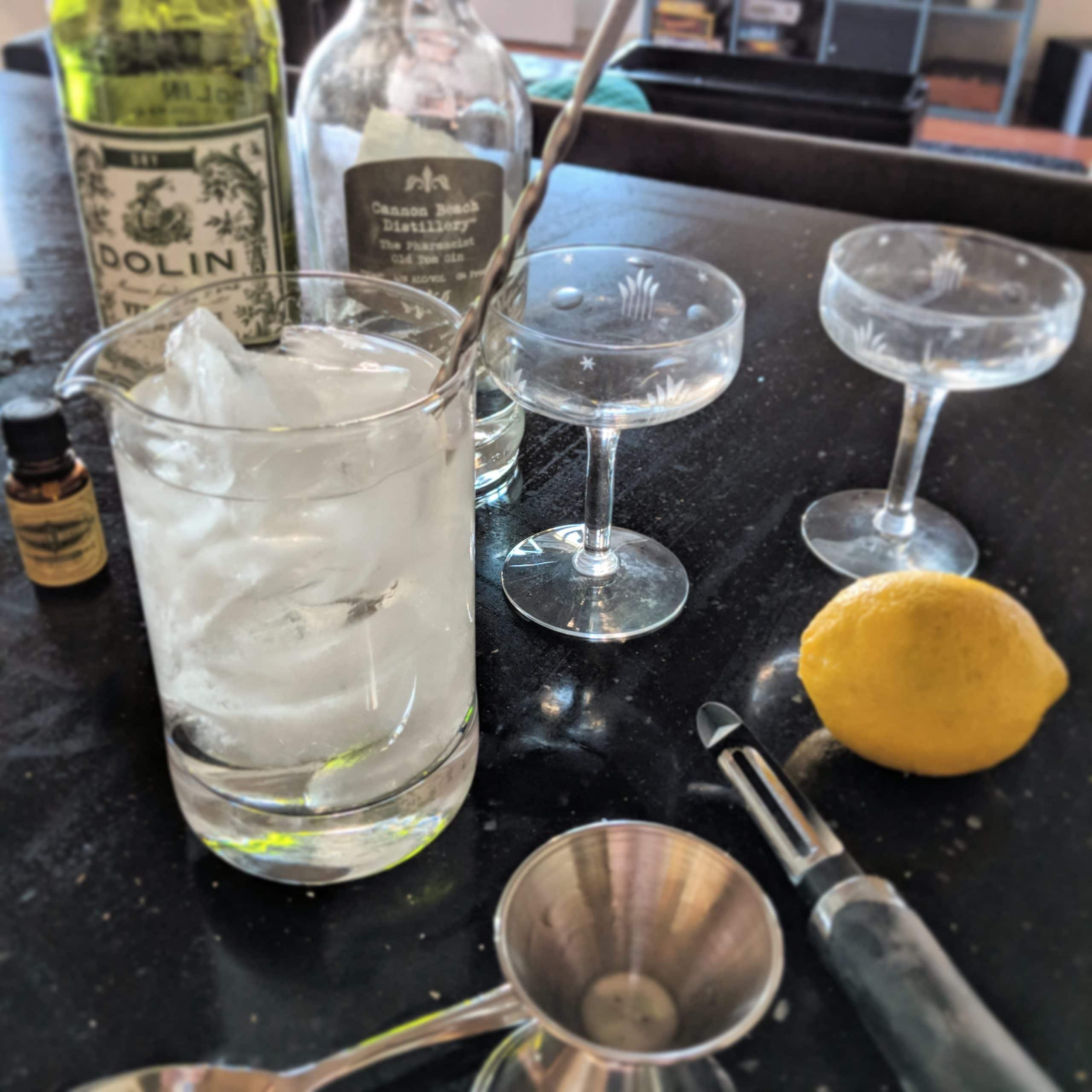 Aaron's Martini #1