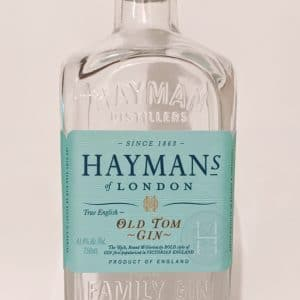 Hayman's Old Tom Gin Bottle