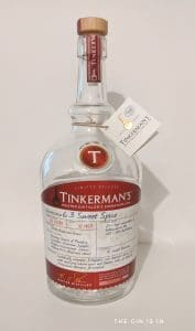 Tinkerman's Sweet Spice Bottle