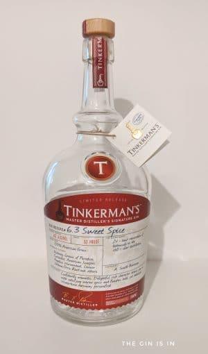 Tinkerman's Sweet Spice Bottle