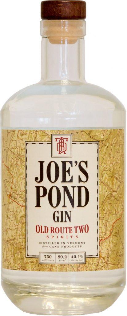 Joe's Pond Gin