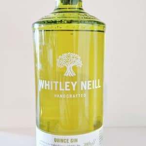 Whitley Neill Quince Gin Bottle