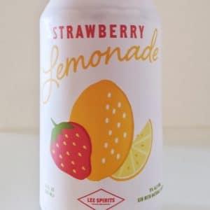Lee Spirits Strawberry Lemonade