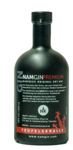 Nam Gin Bottle