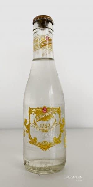Schweppes Bitter Lemon Tonic Water Bottle
