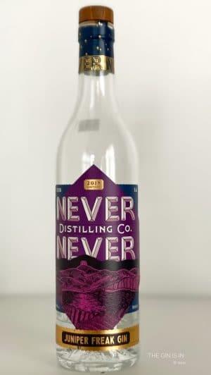 Juniper Freak Gin Bottle