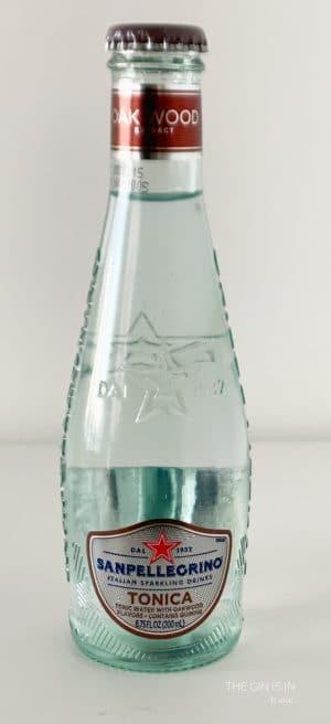 San Pellegrino Oak Wood Tonica Bottle