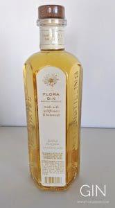 flora gin bottle