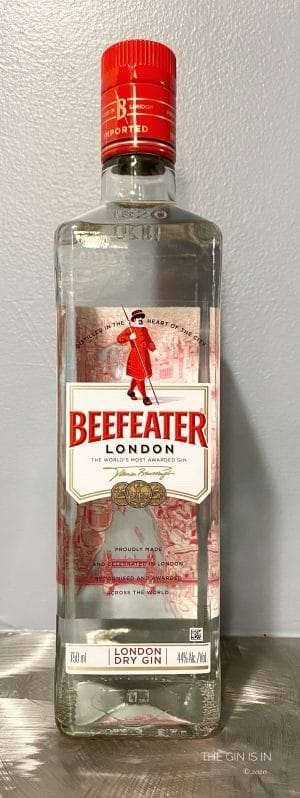 Beefeater 44 ABV Bottle