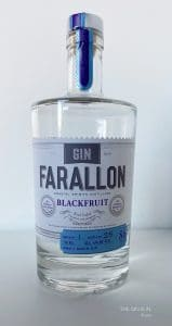 Blackfruit Gin Bottle