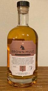 Brown Mule Gin Bottle
