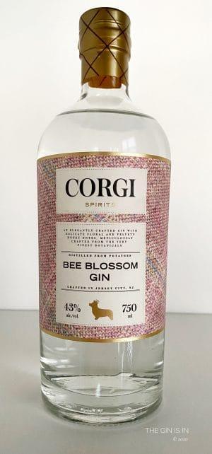 Corgi Bee Blossom Gin
