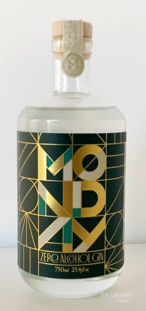 MONDAY Zero Alcohol Gin Bottle