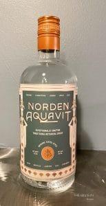 Norden Aquavit Bottle