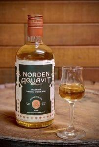 Norden Aquavit Barrel Aged