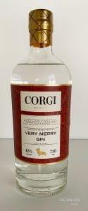 Very Merry Gin Bottle