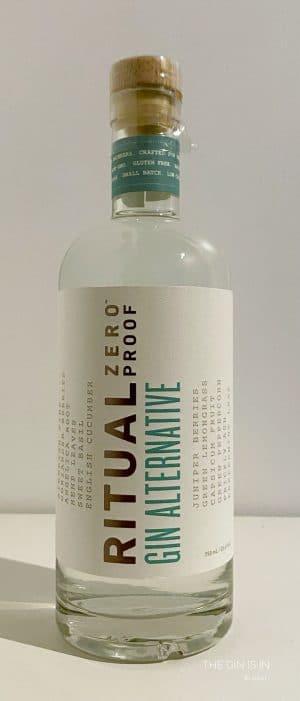 Ritual Zero Proof Gin Alternative Bottle