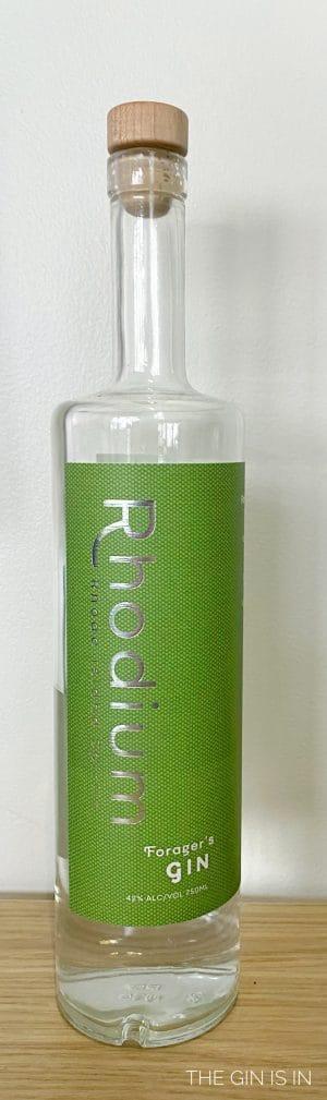 Rhodium Gin
