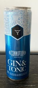 Conniption Gin and Tonic