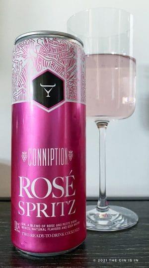 Conniption Rosé Spritz