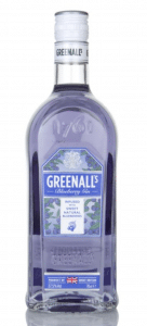 Greenall's Blueberry Gin Bottle