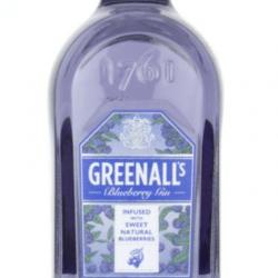 Greenall's Blueberry Gin Bottle