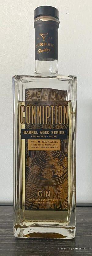 Conniption Barrel Aged Gin