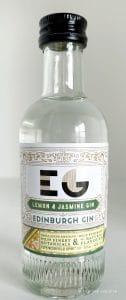 Edinburgh Lemon and Jasmine Gin