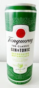 Tanqueray and Tonic