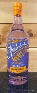 Knickerbocker Blueberry Flavored Gin