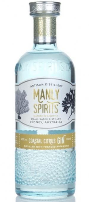 Manly Spirits Coastal Citrus Gin