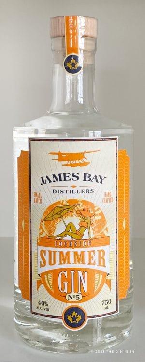 Lochside Summer Gin No. 5